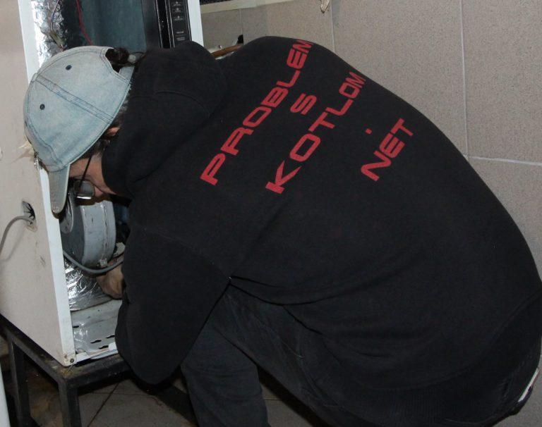 ремонт дизельного котла Kiturami