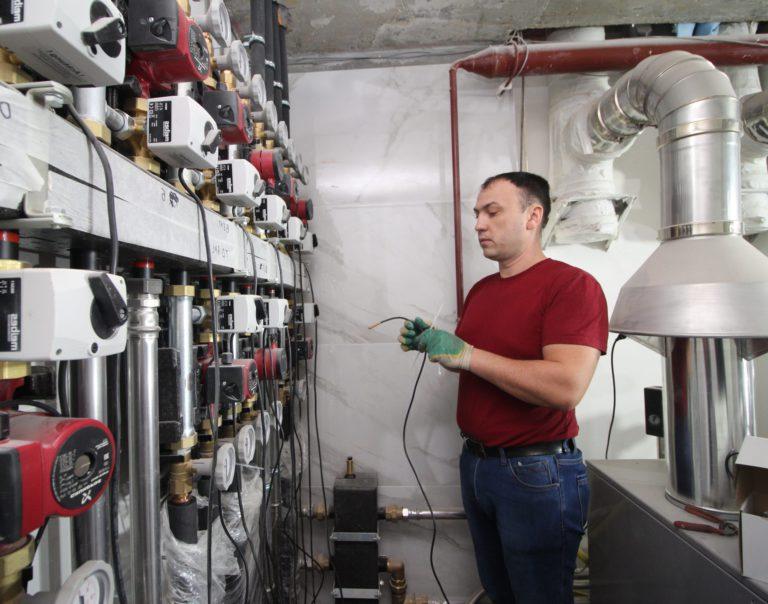 Монтаж и ремонт автоматики
