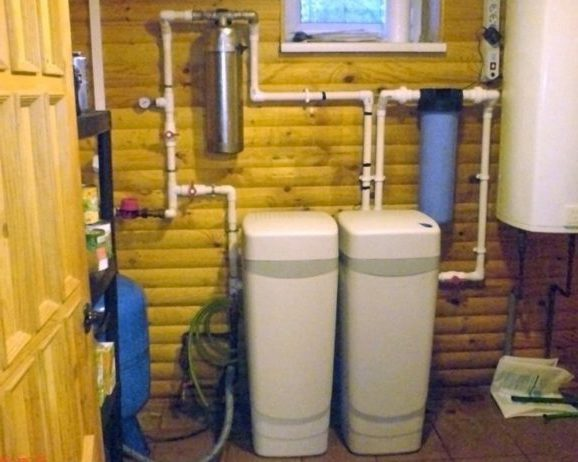 Водоподготовка. Очистка воды. Фильтры на воду