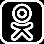 иконка одноклассники png прозрачная белого цвета