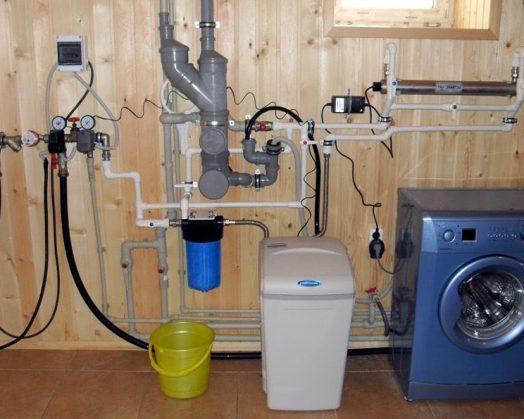 Водоподготовка. Очистка воды. Фильтры для воды. Соль для воды. Умягчение воды.