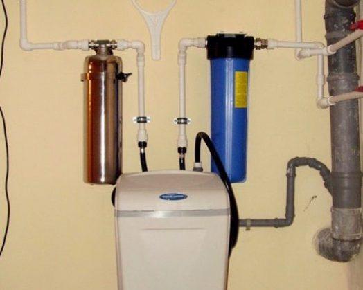 Фильтры для воды. Соль для воды. Умягчение воды.
